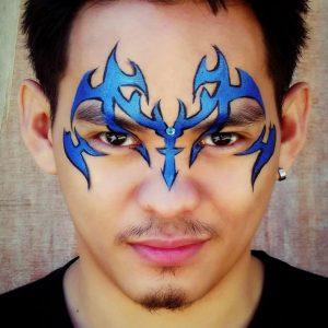 Arjhay arcfestő
