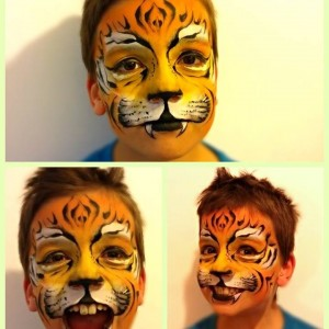 Bögyös Mónika - tigris