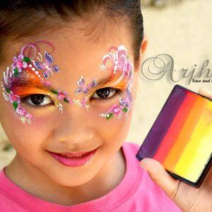 Arjhay, az elkötelezett arcfestő – interjú, VIDEO
