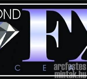 Diamond FX arcfestékek Magyarországon!