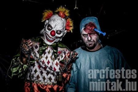 Joker és Zombi, Rettegések Éjszakája, Kovácsné Mudrony Beáta