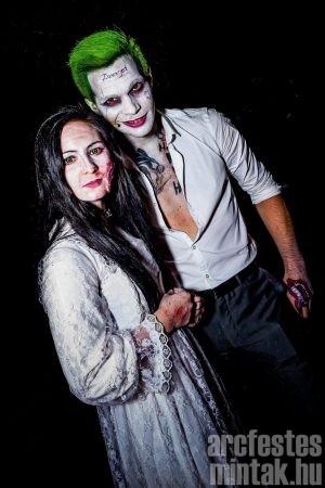 Joker és menyasszonya, Rettegések Éjszakája, Kovácsné Mudrony Beáta