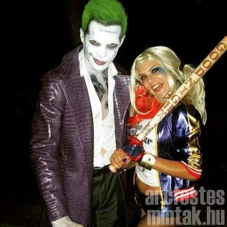 Joker és Harley, Kovácsné Mudrony Beáta