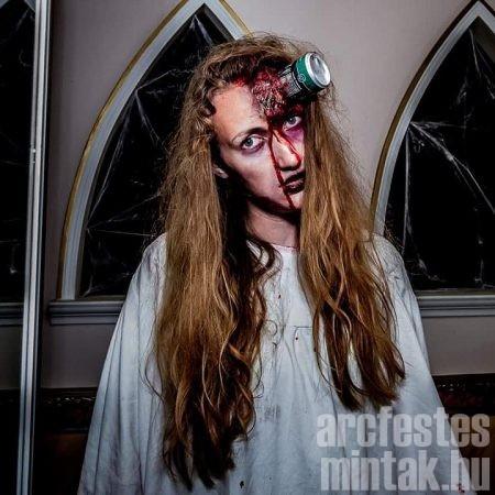 Sörösdobozos zombi, Kovácsné Mudrony Beáta