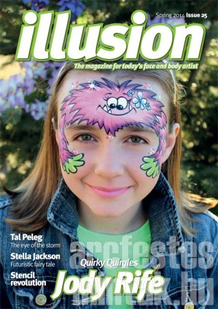Illusion Magazine Issue 25