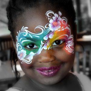 Még 25 csudajó farsangi arcfestés ötlet gyerekeknek