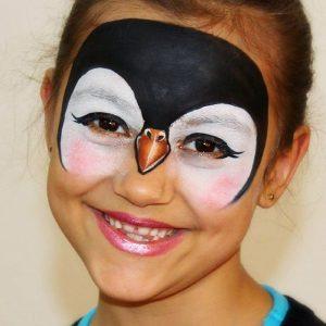 25 állati maszk arcfestés farsangra