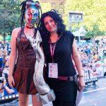 Magyar arcfestő a nyertese egy nemzetközi versenynek