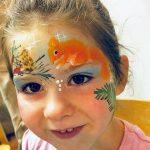 Természet inspirálta csoda-arcfestések