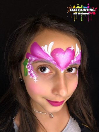 Face Painting by Wandie