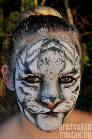 Fehér tigris, Hornyák Evelin