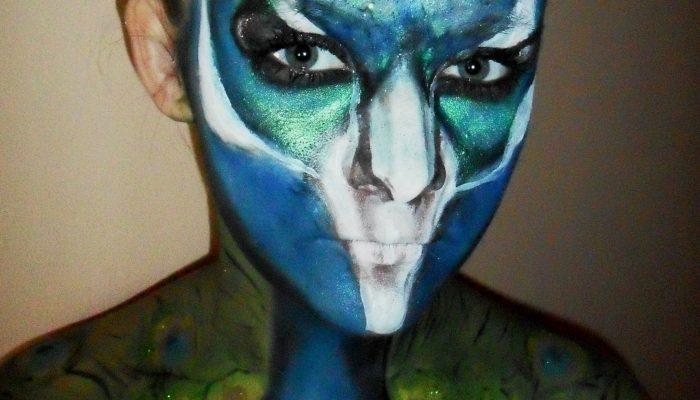 Legjobb versenyre beküldött arcfestések 2013-ból