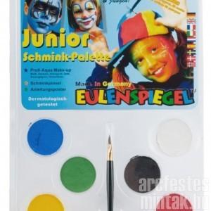 Junior arcfesték készlet, Eulenspiegel