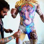 Jonathan Pavan, Brazília, Testfestő Világfesztivál