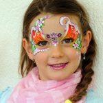 25 csudajó farsangi arcfestés ötlet gyerekeknek