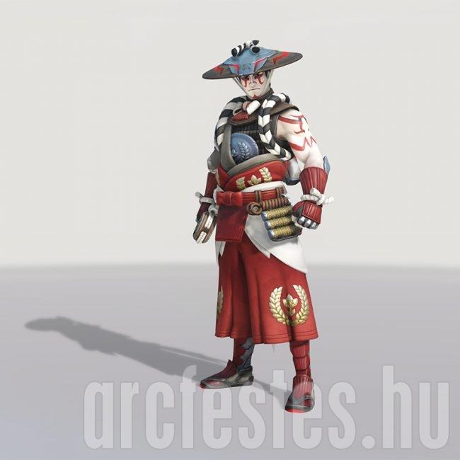 Kabuki Hanzo az Overwatchból