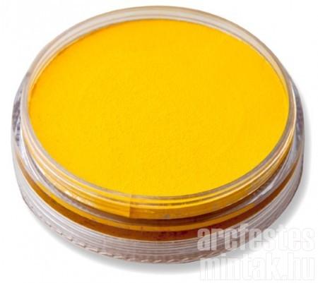 Sárga Diamond FX 40g arcfesték, 120 arcfestésre elég