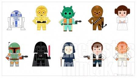 Star Wars karakterek