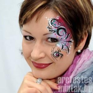 Svetlana Keller arcfestő