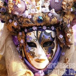 A csodálatos Velencei maszk