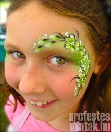 Zöld virág